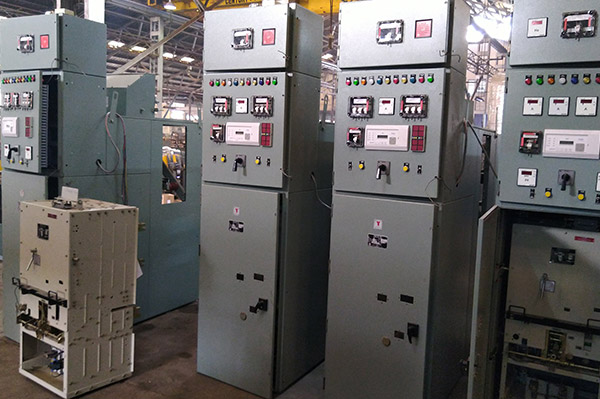 INDOOR METAL CLAD VACUUM SWITCHGEAR